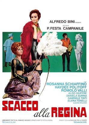 Scacco alla regina - Italian Movie Poster (thumbnail)