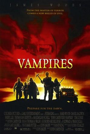 Vampires - Movie Poster (thumbnail)