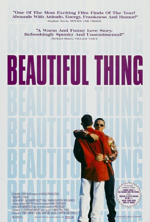 Beautiful Thing - Movie Poster (thumbnail)