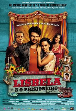 Lisbela E O Prisioneiro - Brazilian poster (thumbnail)