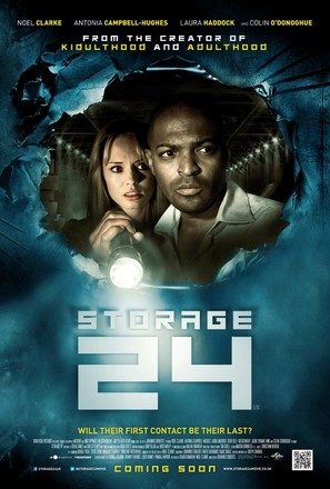 Storage 24 - British Movie Poster (thumbnail)