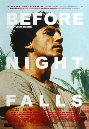Before Night Falls - Movie Poster (thumbnail)