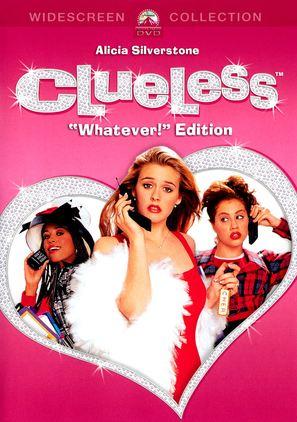 Clueless - DVD movie cover (thumbnail)