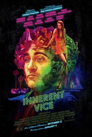 Inherent Vice - Movie Poster (thumbnail)