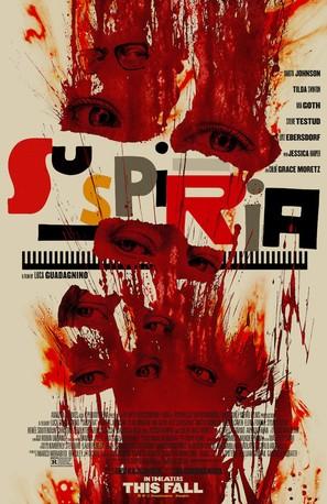 Suspiria - Theatrical movie poster (thumbnail)