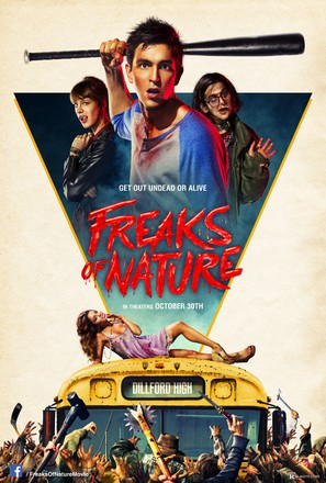 Freaks of Nature - Movie Poster (thumbnail)