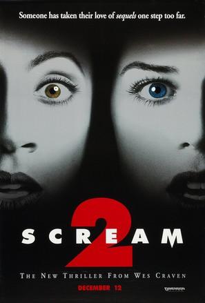 Scream 2 - Movie Poster (thumbnail)