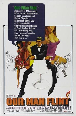 Our Man Flint - Movie Poster (thumbnail)