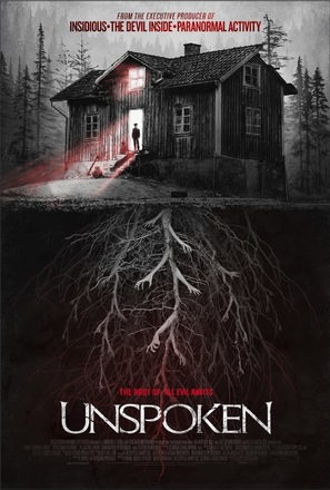 The Unspoken - Canadian Movie Poster (thumbnail)