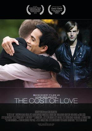 The Cost of Love - Movie Poster (thumbnail)