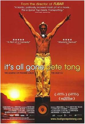 It's All Gone Pete Tong - Canadian Movie Poster (thumbnail)