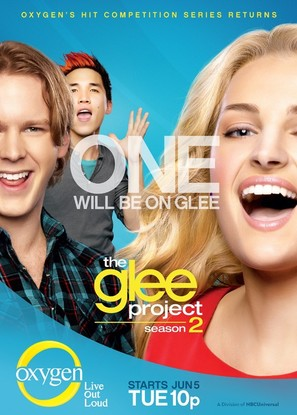 """""""The Glee Project"""" - Movie Poster (thumbnail)"""