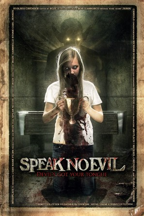 Speak No Evil - Movie Poster (thumbnail)