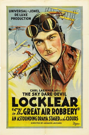 The Great Air Robbery - Movie Poster (thumbnail)