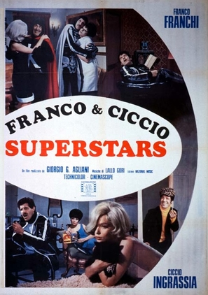 Franco e Ciccio superstars