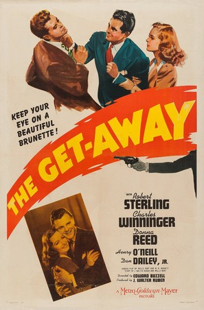 The Get-Away - Movie Poster (thumbnail)