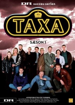 """Taxa"" - Danish DVD cover (thumbnail)"