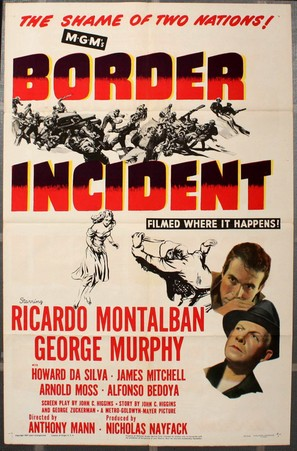 Border Incident - Movie Poster (thumbnail)