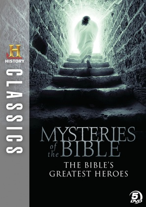 """""""Mysteries of the Bible"""" - DVD cover (thumbnail)"""