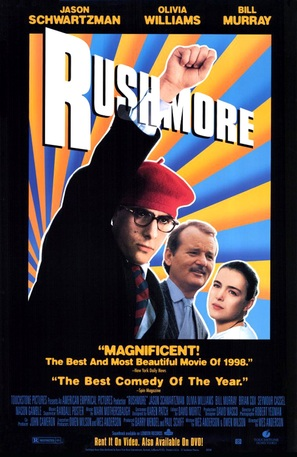 Rushmore - Movie Poster (thumbnail)