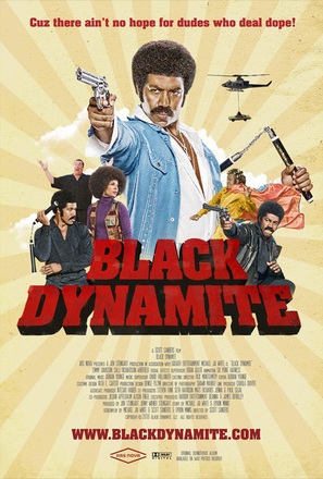 Black Dynamite - Movie Poster (thumbnail)