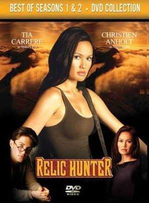 """Relic Hunter"" - Movie Cover (thumbnail)"