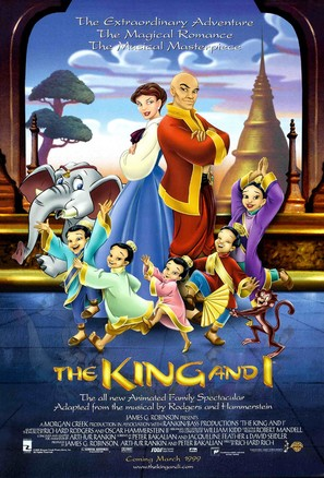 The King and I - poster (thumbnail)