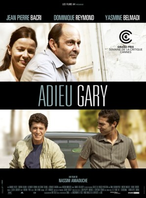 Adieu Gary - French Movie Poster (thumbnail)
