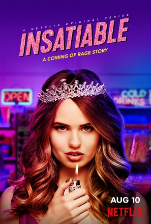 """Insatiable"" - Movie Poster (thumbnail)"