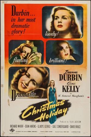 Christmas Holiday - Movie Poster (thumbnail)