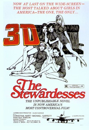 The Stewardesses - Movie Poster (thumbnail)