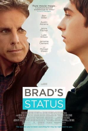 Brad's Status - Movie Poster (thumbnail)