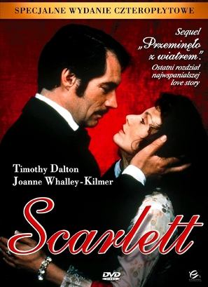 """Scarlett"" - Polish Movie Cover (thumbnail)"