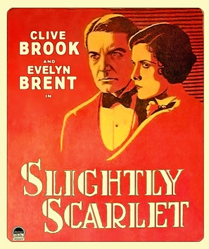 Slightly Scarlet - Movie Poster (thumbnail)