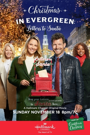 Christmas in Evergreen: Letters to Santa - Movie Poster (thumbnail)