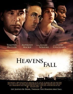 Heavens Fall - Movie Poster (thumbnail)