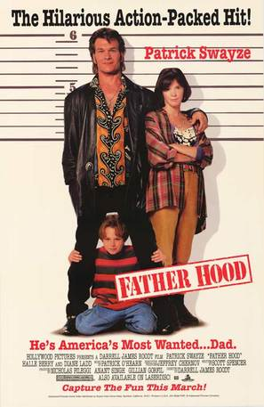 Father Hood - Movie Poster (thumbnail)