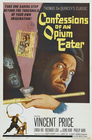 Confessions of an Opium Eater - Movie Poster (thumbnail)