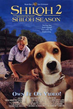 Shiloh 2: Shiloh Season - Video release poster (thumbnail)