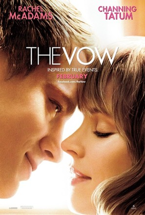 The Vow - Movie Poster (thumbnail)
