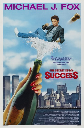 The Secret of My Succe$s - Movie Poster (thumbnail)