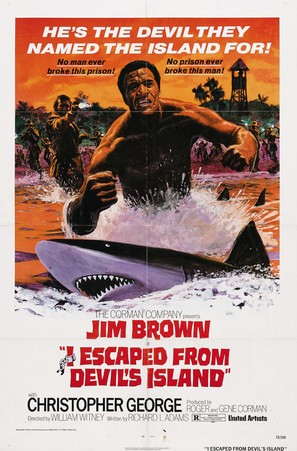 I Escaped from Devil's Island - Movie Poster (thumbnail)