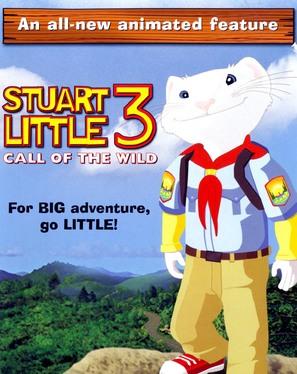 Stuart Little 3: Call of the Wild - Movie Poster (thumbnail)
