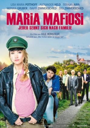 Maria Mafiosi - German Movie Poster (thumbnail)