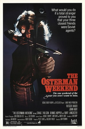 The Osterman Weekend - Movie Poster (thumbnail)