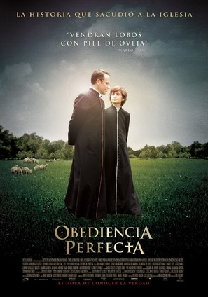 Obediencia Perfecta - Mexican Movie Poster (thumbnail)