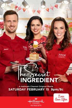 The Secret Ingredient - Movie Poster (thumbnail)