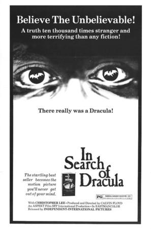 Vem var Dracula? - Movie Poster (thumbnail)