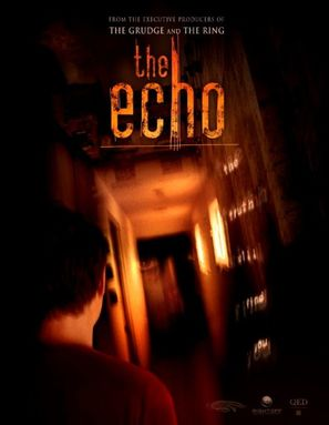 The Echo - DVD cover (thumbnail)