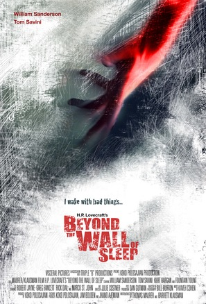 Beyond the Wall of Sleep - Movie Poster (thumbnail)